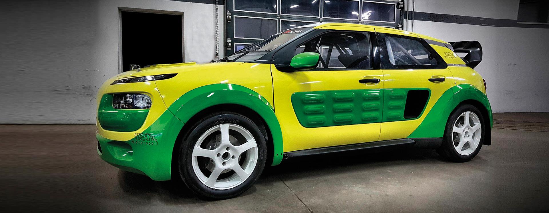 Beck Racing Car