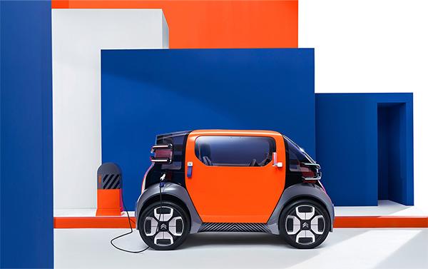 Elektroauto klein